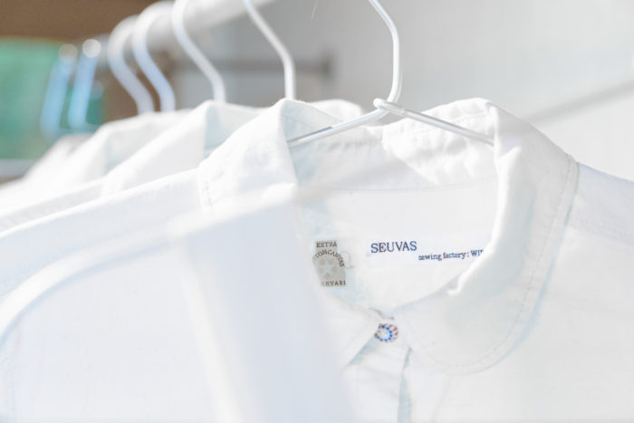 79A帆布ファーマーズシャツ