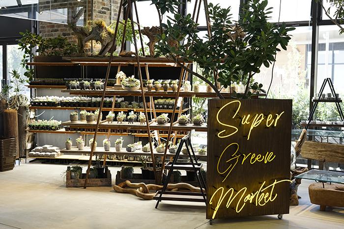 Super Green Market