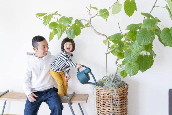 そして花や植物と生活している人を紹介するマイグリーンスペースでは、グリーンスタイリストとしてではなくオンライングリーンショップ「ayanas」主宰としても活躍されている、境野隆祐さんのお宅にお邪魔して取材させていただきました!