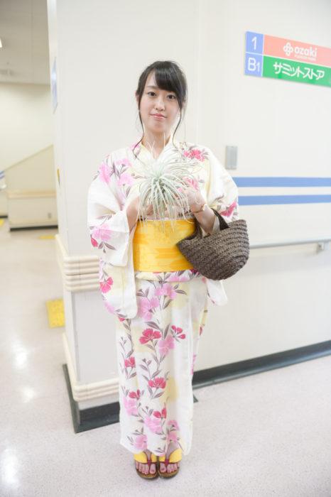あのさん/学生  購入した植物:ティランジア・マリー