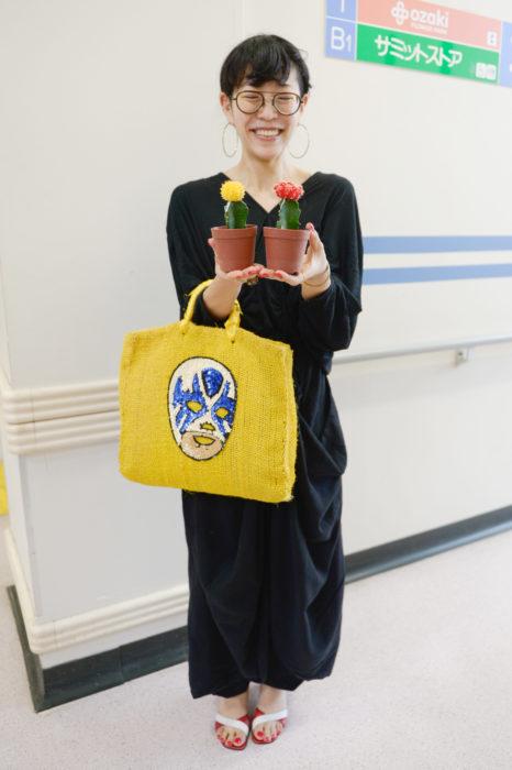 ふかおさん/会社員  購入した植物:黄牡丹/緋牡丹