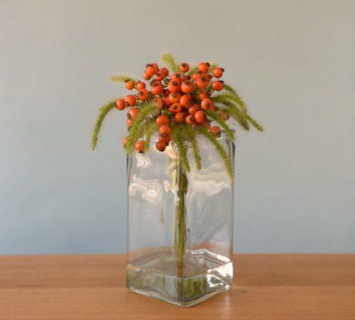 花瓶と花のコーディネート, botapii, ボタピ―, 花瓶, 花, 飾り方, 生け方