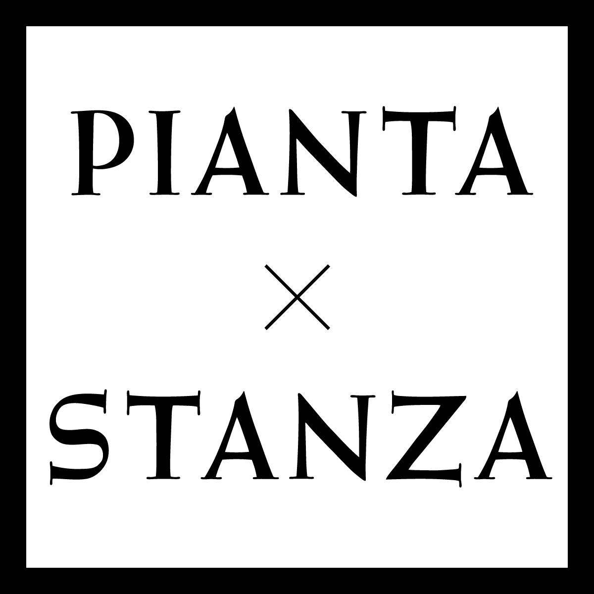 PIANTA STANZA_ロゴ