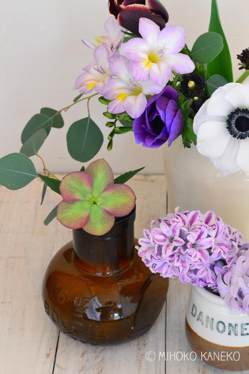 春は新しいことを始めたくなる時。春からお部屋に花を飾ってみませんか?