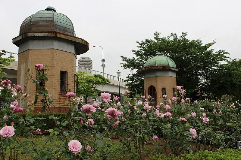 写真は明治末期~大正初期に建てられた旧横須賀軍港逸見門の衛兵詰所。歴史を感じる建築も魅力のひとつです。