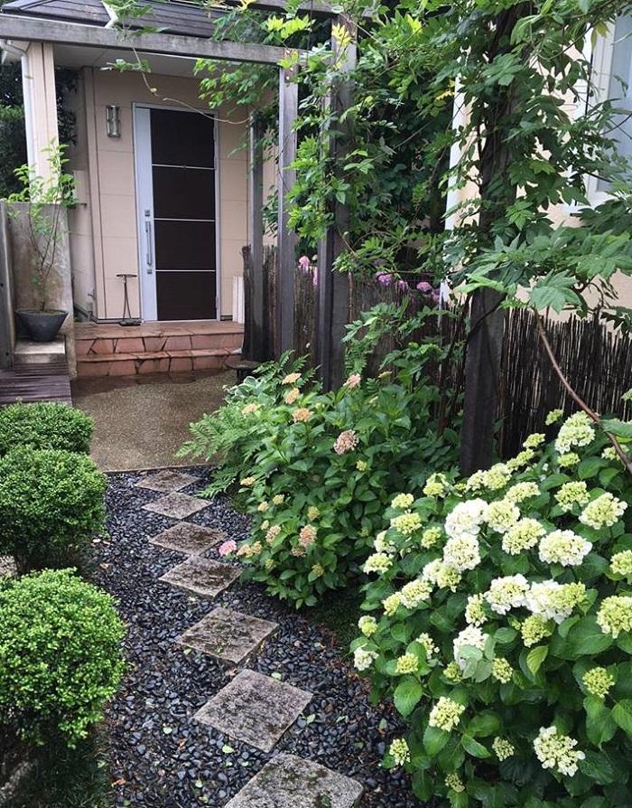 理想の庭づくり