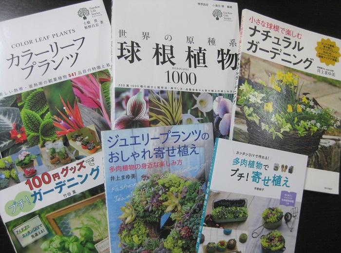 著書「小さな球根で楽しむナチュラルガーデニング」家の光協会、「ジュエリープランツのおしゃれ寄せ植え」講談社ほか、河野自然園のスタッフの方々も、次々に本を出版されています。
