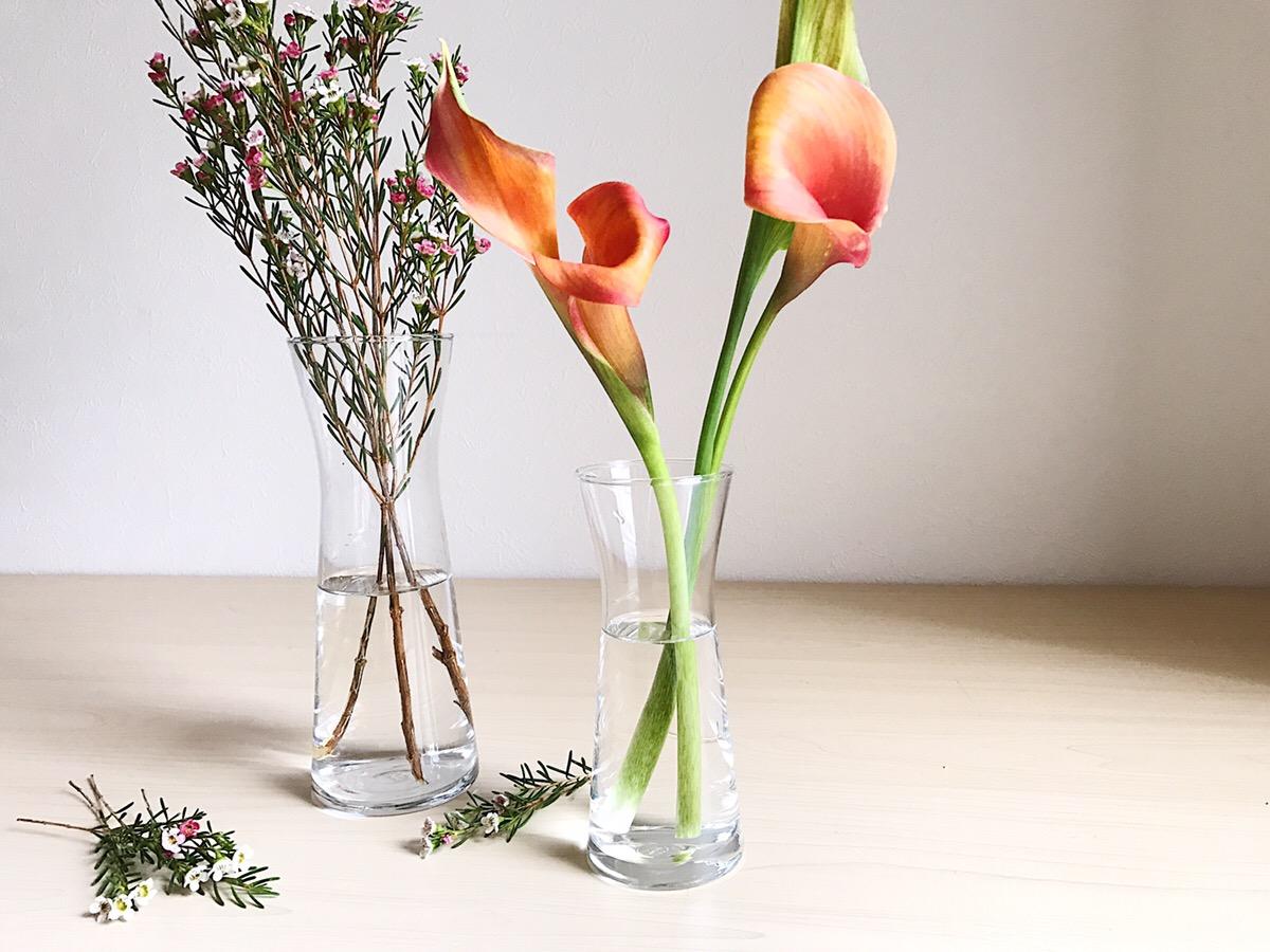 Francfrancフランフラン アートフラワー 薔薇バラ 造花⑥ (花瓶は含みません)
