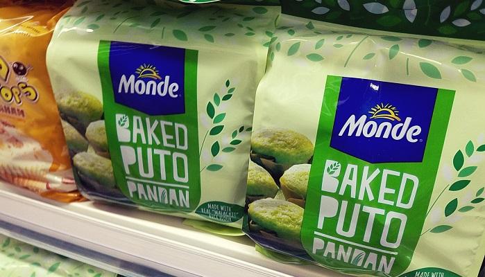 カップケーキのパンダン風味?