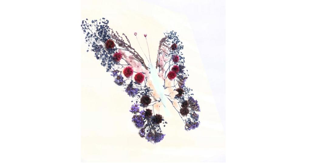 植物アート【草花でdrowing】@3331 Arts Chiyoda 1