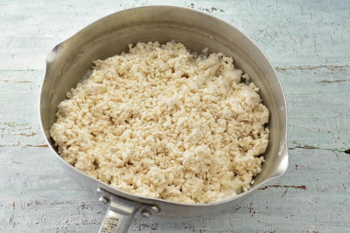 すべての米麹を入れたら・・・