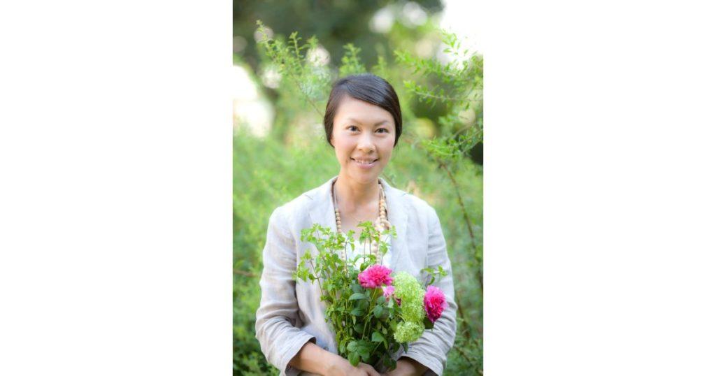日比谷花壇フラワーデザイナーと作る「春の球根植物フラワーレッスン」3