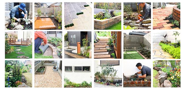 """「MIDOLAS(ミドラス)」は、""""みどりと暮らす""""をコンセプトに、お庭づくりをプランニングから工事まで一貫してサポートしてくれるサービスです。  「雑草対策が大変」「庭の手入れを楽にしたい」などのお悩み解消はもちろん、「子供と一緒に遊べるように」「お庭でバーベキューがしたい」といったライフスタイルに寄り添ったお庭づくりが得意。今までに300件以上のお悩みを解決した実績があります。"""
