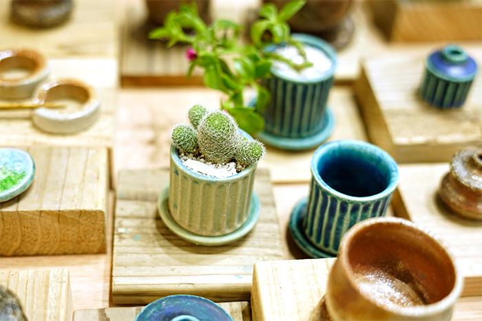 福美ようさん 植木鉢