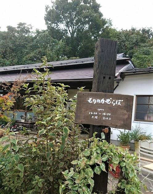 そして、福島のおばが運営している「もりのかぜ・らぼ」もおすすめです。もりのかぜ・らぼには、ガーデンデザイン森の風のオフィス、無肥料・無農薬、自然栽培の考え方で作ったガーデン、植物・ガーデン雑貨販売スペース、ヴィ―ガンカフェ「Branch 」があります。地域の人が集まれるようにと、森を買い取って植物を植えて作った場所です。古民家を改装して作った建物にも趣があります。