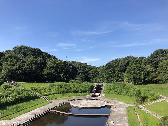 八王子にある長池公園が好きです。名前の通り長い池なんですが、公園というか「森」のイメージで、緑が多くて散歩するととっても気持ちがいいです。マラソンとか運動している人もいますよ。