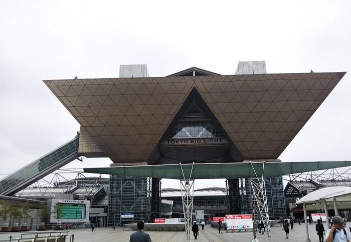 LOVEGREEN編集長の川上が登壇したセミナーは、東京ビッグサイトの会議棟6階で行われました。