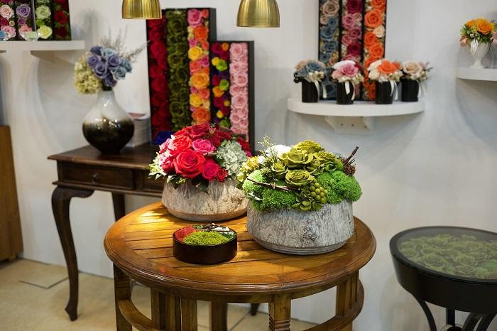 BIRDY PLANは、プリザーブドフラワー及びアーティフィシャルフラワーのデザイン・アレンジ、花材卸の専門店です。
