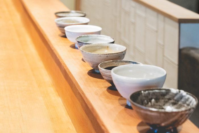 選べるお茶碗