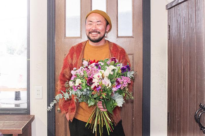 福岡『花匠』ブーケ