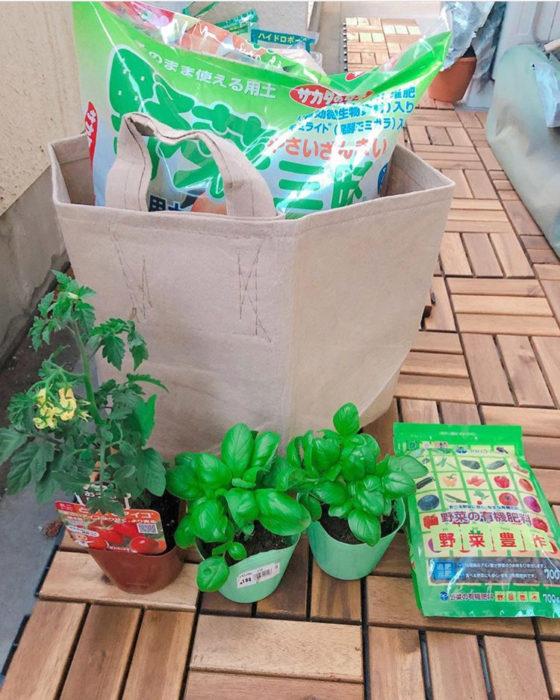 @1pei1025  4月に入ると気温も一気に暖かくなり、家庭菜園の季節がやってきます。今年はおうち時間が長いので、ベランダ菜園にチャレンジしては。自分で育てた野菜は本当に美味しいですよ♪