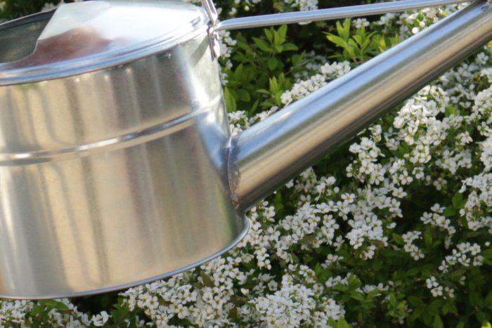ノズル部分の接合はしっかり溶接されているので水が漏れる心配はありません。