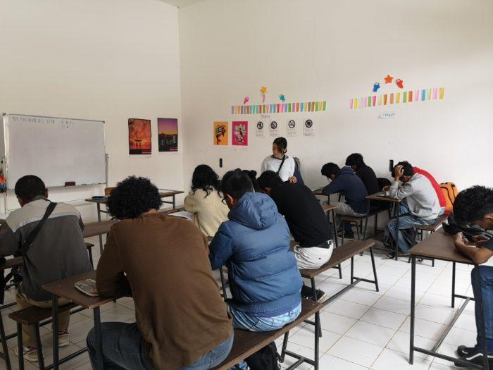 大学では私たちも学生たちと一緒に授業に出席させていただき、学生たちと貴重な交流する時間をいただけた。そして学生からも是非日本に行ってみたいとも言っていただけ、近い将来希望者を招くことができる取り組みをできればと素直に感じた。