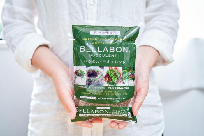 多肉植物専用の「ベラボン・サキュレント」