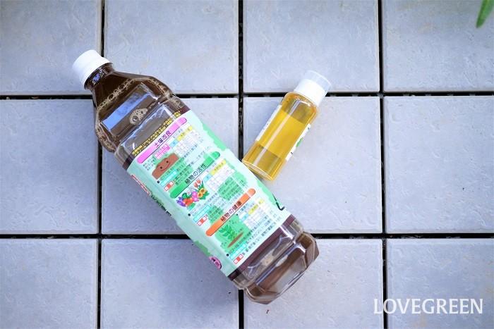 木酢液やニームオイルを使用する方法