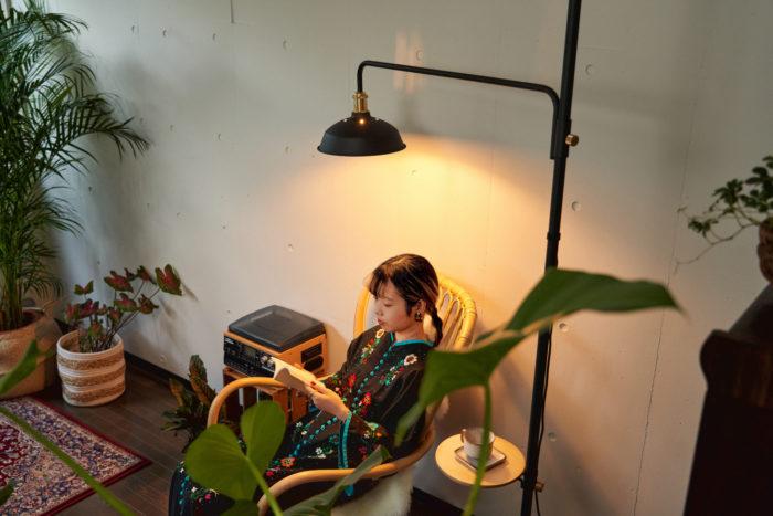 DRAW A LINE 観葉植物 部屋